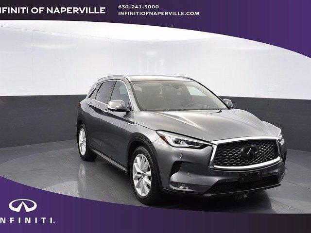 2019 INFINITI QX50 ESSENTIAL for sale in Naperville, IL