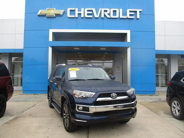 2017 Toyota 4Runner Limited for sale in Indianapolis, IN