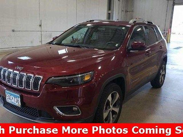 2020 Jeep Cherokee Limited for sale in Perham, MN