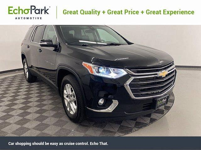 2020 Chevrolet Traverse LT Leather for sale in Colorado Springs, CO