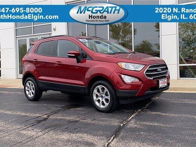 2018 Ford EcoSport SE for sale in Elgin, IL