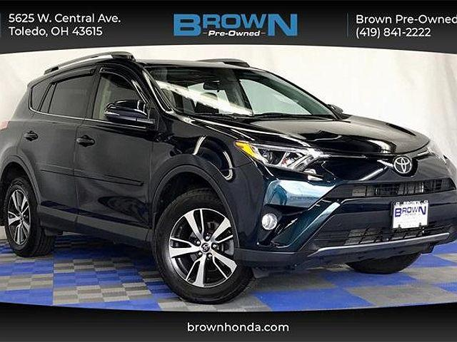 2017 Toyota RAV4 XLE for sale in Toledo, OH