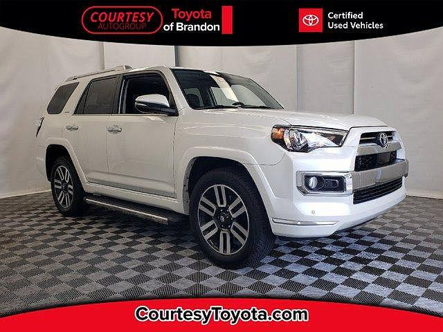 2020 Toyota 4Runner Limited for sale in Tampa, FL