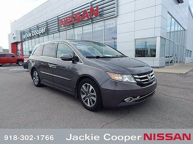 2014 Honda Odyssey Touring for sale in Tulsa, OK