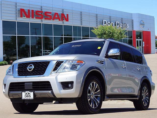 2019 Nissan Armada SL for sale in Arlington, TX