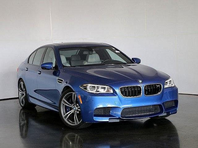 2016 BMW M5 4dr Sdn for sale in Naperville, IL
