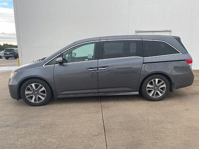 2017 Honda Odyssey Touring for sale in Katy, TX