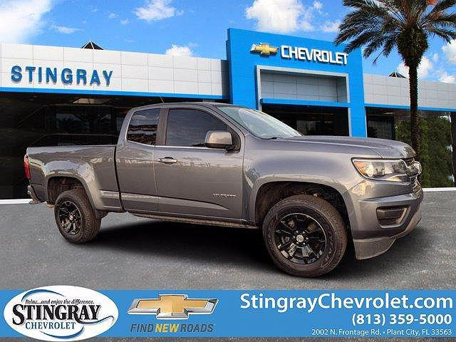 2018 Chevrolet Colorado 2WD LT for sale in Plant City, FL