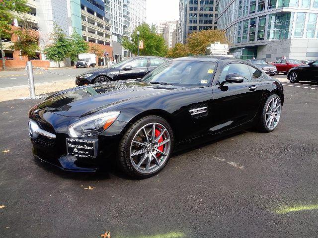 2016 Mercedes-Benz AMG GT S for sale in Arlington, VA