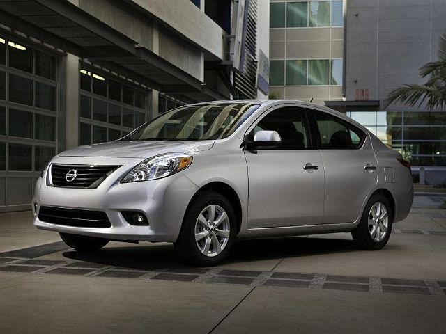 2014 Nissan Versa SV for sale in Anderson, IN