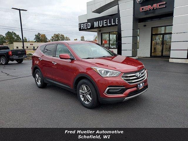 2017 Hyundai Santa Fe Sport 2.4L for sale in Schofield, WI