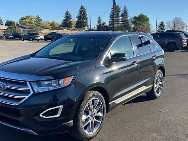 2015 Ford Edge Titanium for sale in Great Falls, MT