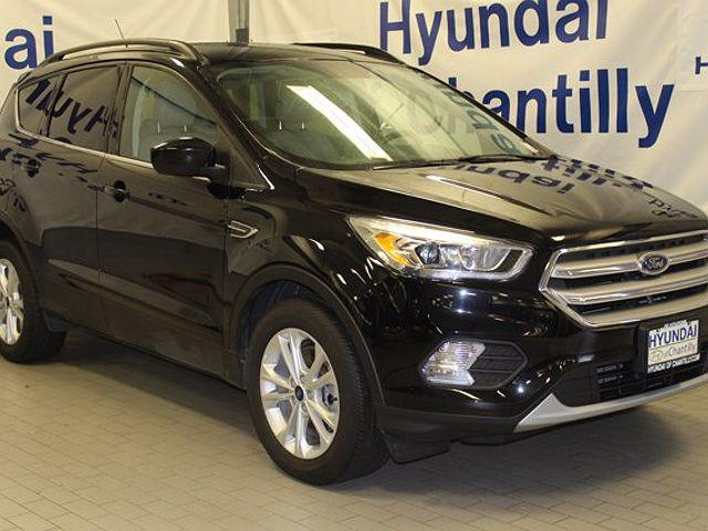 2019 Ford Escape SEL for sale in Chantilly, VA