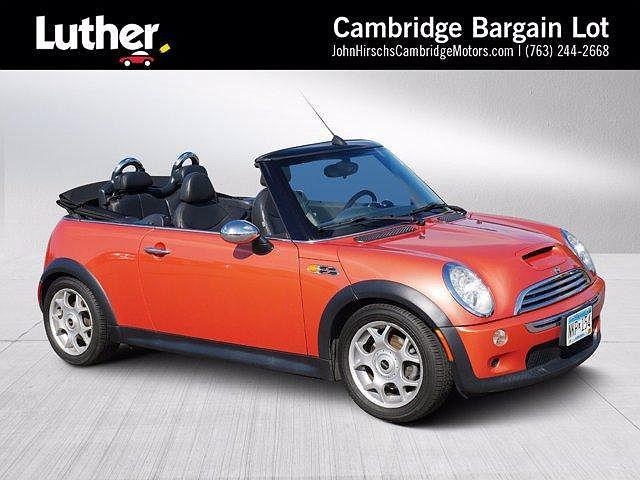 2006 MINI Cooper Convertible S for sale in Cambridge, MN