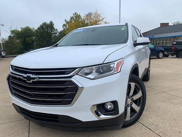 2018 Chevrolet Traverse LT Leather for sale in Aurora, OH