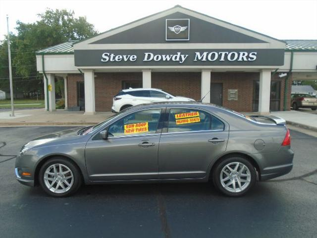 2012 Ford Fusion SEL for sale in Mount Vernon, MO