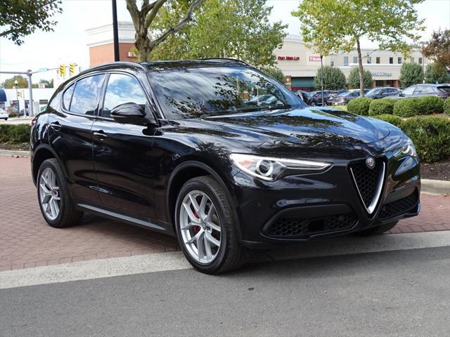 2019 Alfa Romeo Stelvio Ti Sport for sale in Falls Church, VA