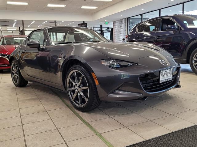 2021 Mazda MX-5 Miata RF Grand Touring for sale in Laurel, MD