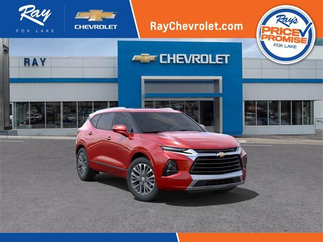2021 Chevrolet Blazer Premier for sale in Fox Lake, IL