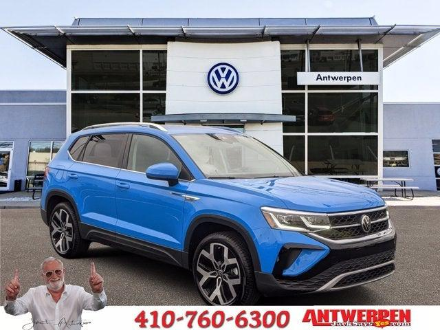2022 Volkswagen Taos SEL for sale in Pasadena, MD