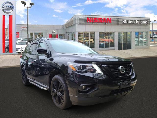 2018 Nissan Pathfinder SL [7]