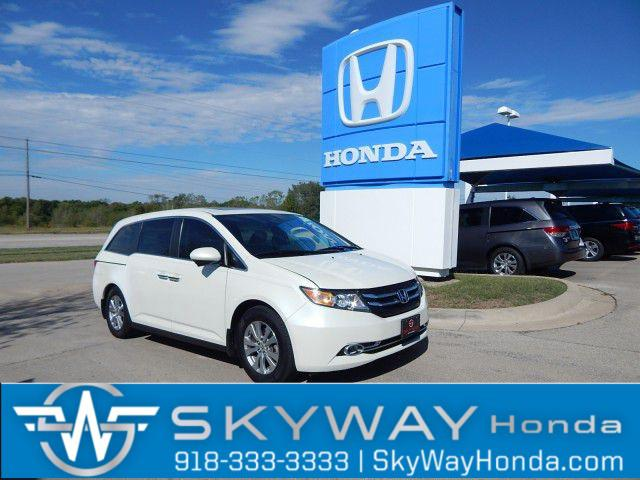 2015 Honda Odyssey EX-L for sale in Bartlesville, OK