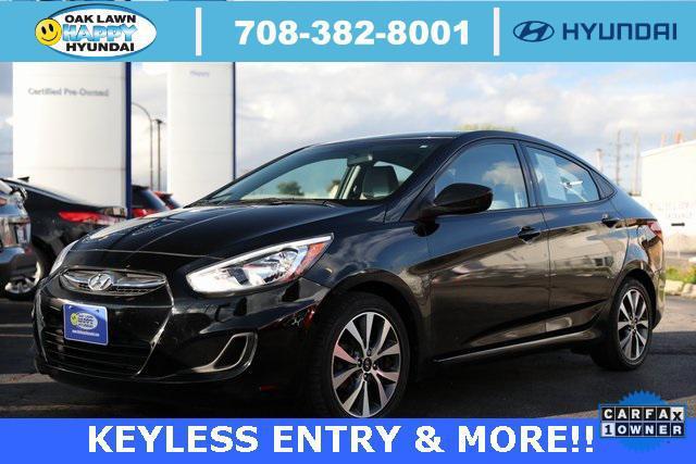2017 Hyundai Accent Value Edition for sale in Oak Lawn, IL