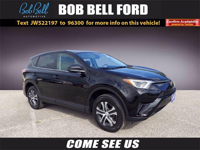 2018 Toyota RAV4 LE for sale in GLEN BURNIE, MD