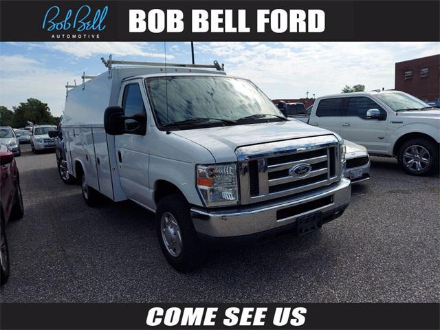 2012 Ford Econoline Commercial Cutaway Base for sale in GLEN BURNIE, MD