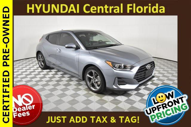 2020 Hyundai Veloster 2.0 for sale in CLERMONT, FL