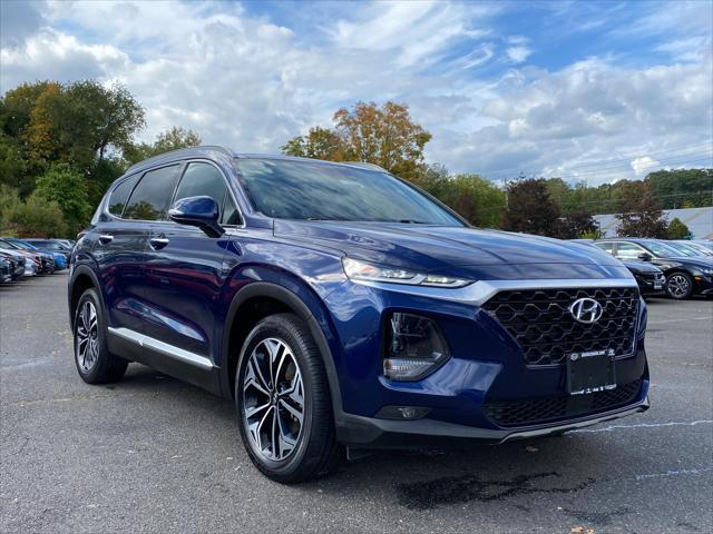 2019 Hyundai Santa Fe Limited for sale in Stamford, CT