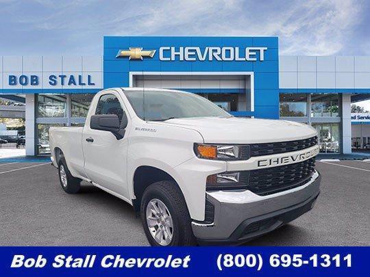 2019 Chevrolet Silverado 1500 Work Truck for sale in La Mesa, CA