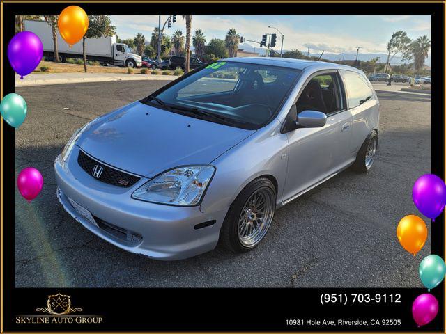 2002 Honda Civic Si for sale in Riverside, CA