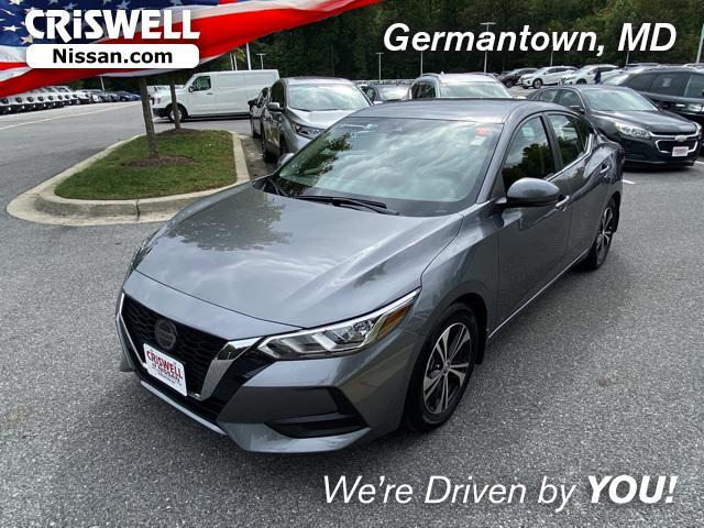 2020 Nissan Sentra SV for sale in Germantown, MD