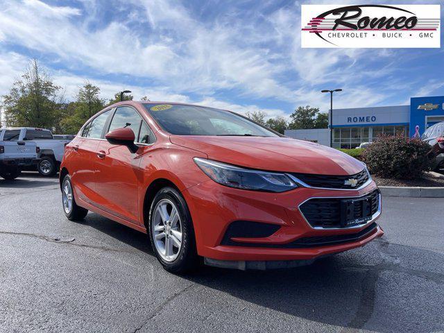 2018 Chevrolet Cruze LT for sale in Lake Katrine, NY