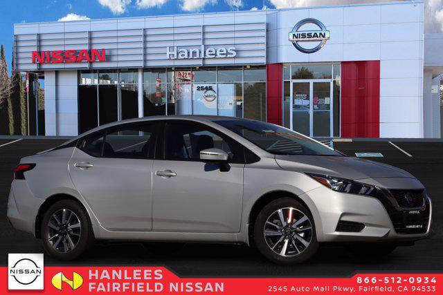 2021 Nissan Versa SV for sale in Fairfield, CA