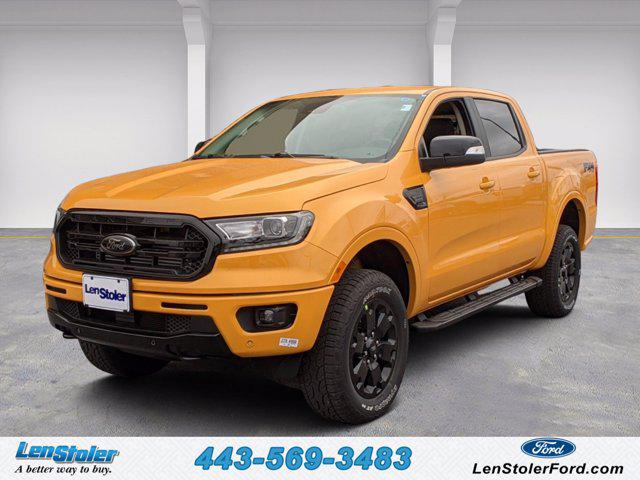 2021 Ford Ranger LARIAT for sale in Owings Mills, MD