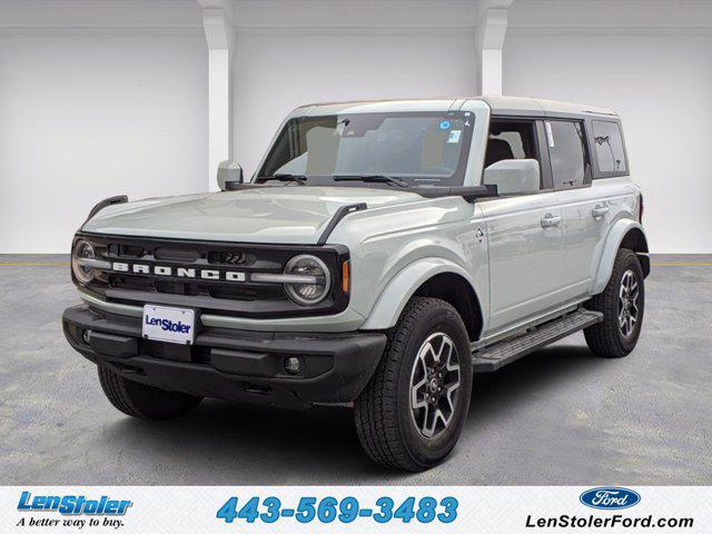 2021 Ford Bronco Outer Banks for sale in Owings Mills, MD