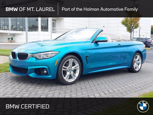 2019 BMW 4 Series 430i xDrive for sale in Mount Laurel, NJ