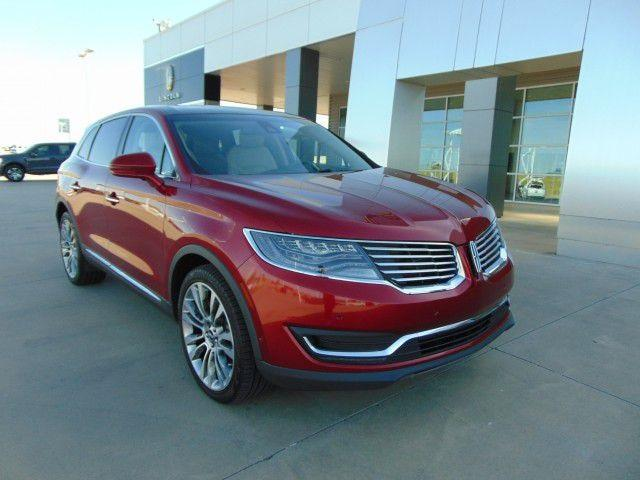 2016 Lincoln MKX Reserve for sale in Weatherford, OK