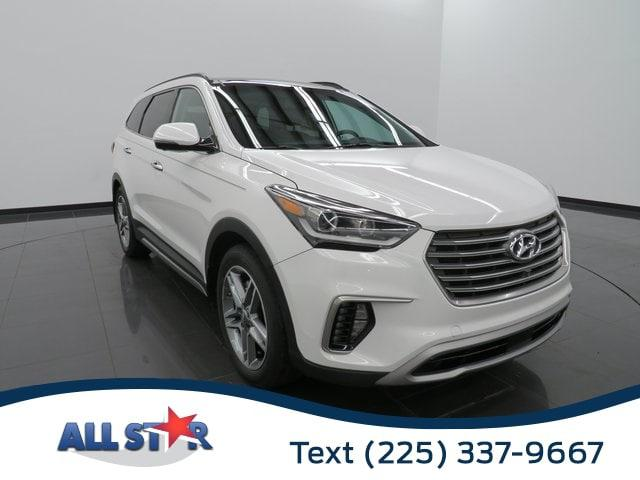2017 Hyundai Santa Fe Limited Ultimate for sale in Denham Springs, LA