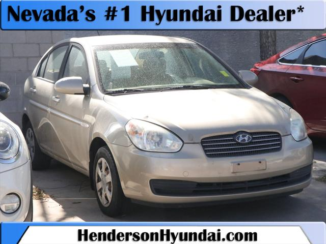 2007 Hyundai Accent GLS for sale in Henderson, NV