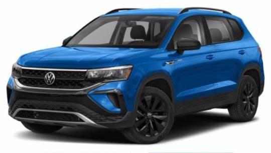 2022 Volkswagen Taos SEL for sale in Pompton Plains, NJ