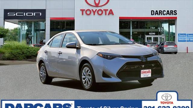 2019 Toyota Corolla LE for sale in Silver Spring, MD
