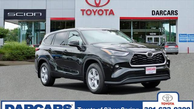 2021 Toyota Highlander LE for sale in Silver Spring, MD