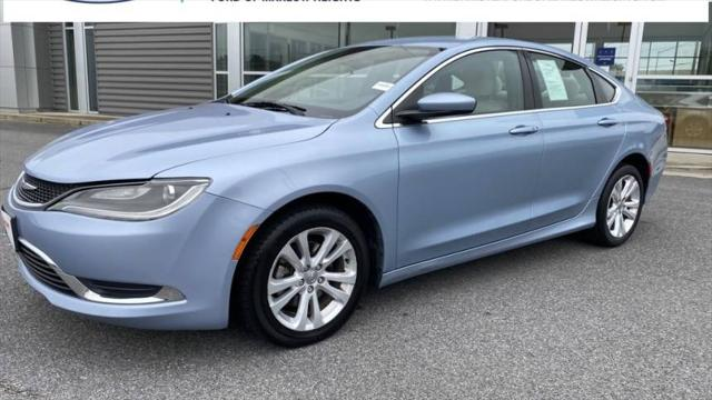 2015 Chrysler 200 Limited for sale in Marlow Heights, MD