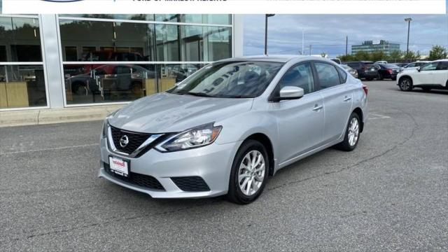 2018 Nissan Sentra SV for sale in Marlow Heights, MD