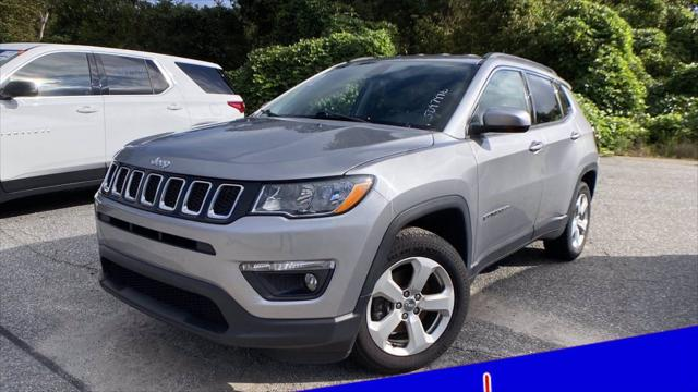 2017 Jeep Compass Latitude for sale in Athens, GA