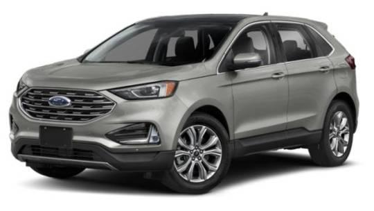 2021 Ford Edge Titanium for sale in Countryside, IL