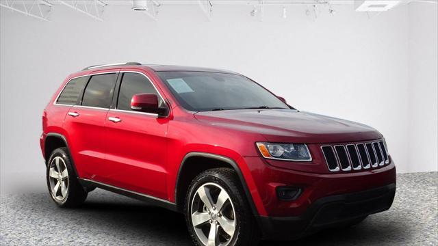 2014 Jeep Grand Cherokee Limited for sale in Fredericksburg, VA